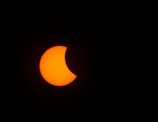 Partial Eclipse August 21, 2017