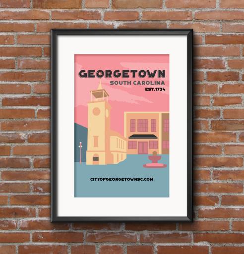 Georgetown Mockup