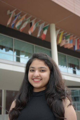 Pooja D. is a first year student in the #1 ranked IMBA program. Originally from India, she previously worked at Infosys and is studying operations and supply chain and data analytics at the Moore School.