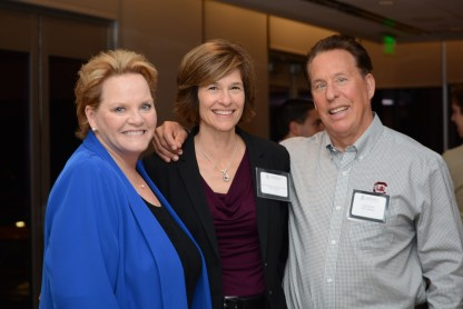The Darla Moore School of Business hosted its first Sales Executive Networking Event on March 1, 2018.