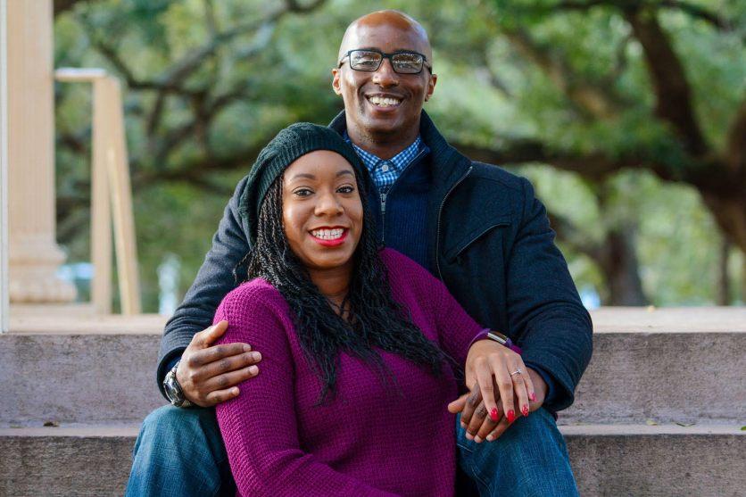 James & Christina Johnson Engagement